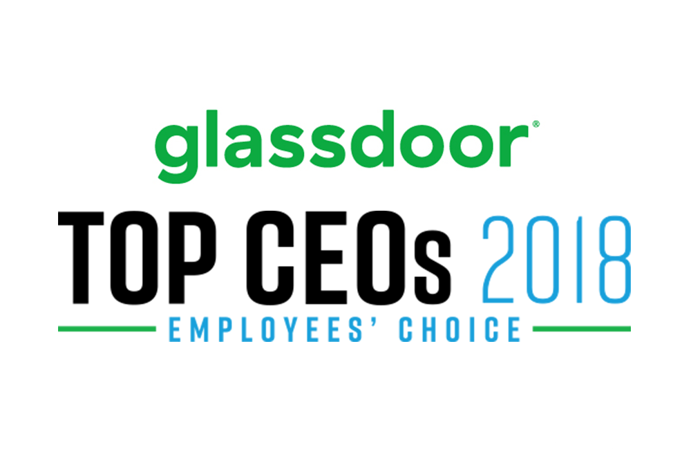 Glassdoor Top Ceos 2018 Compass Group Altogether Great